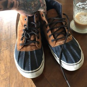 Vans MTE shoes 8.5